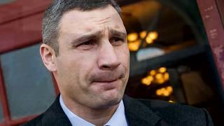 Если бы Виталий Кличко пришел на интервью в ATAS.