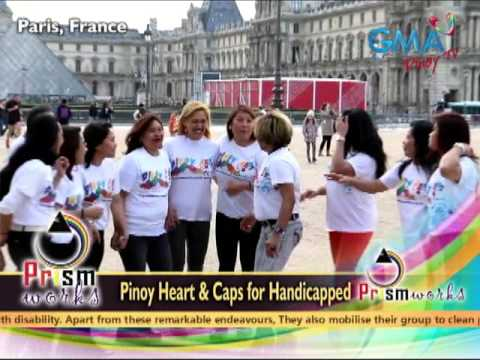 Handog 2016 Finalist - Pinoy Heart & Caps for Handicapped