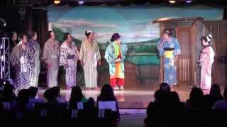 森本商店街一座 2015/05月公演 演目:「次郎長と旅役者」第2幕 金沢市...