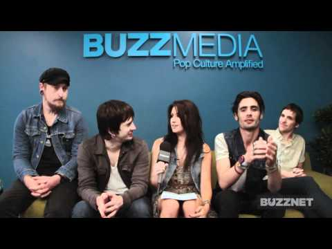 All American Rejects - BUZZNET Interview