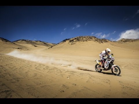 Highlights from the Dakar Rally 2014