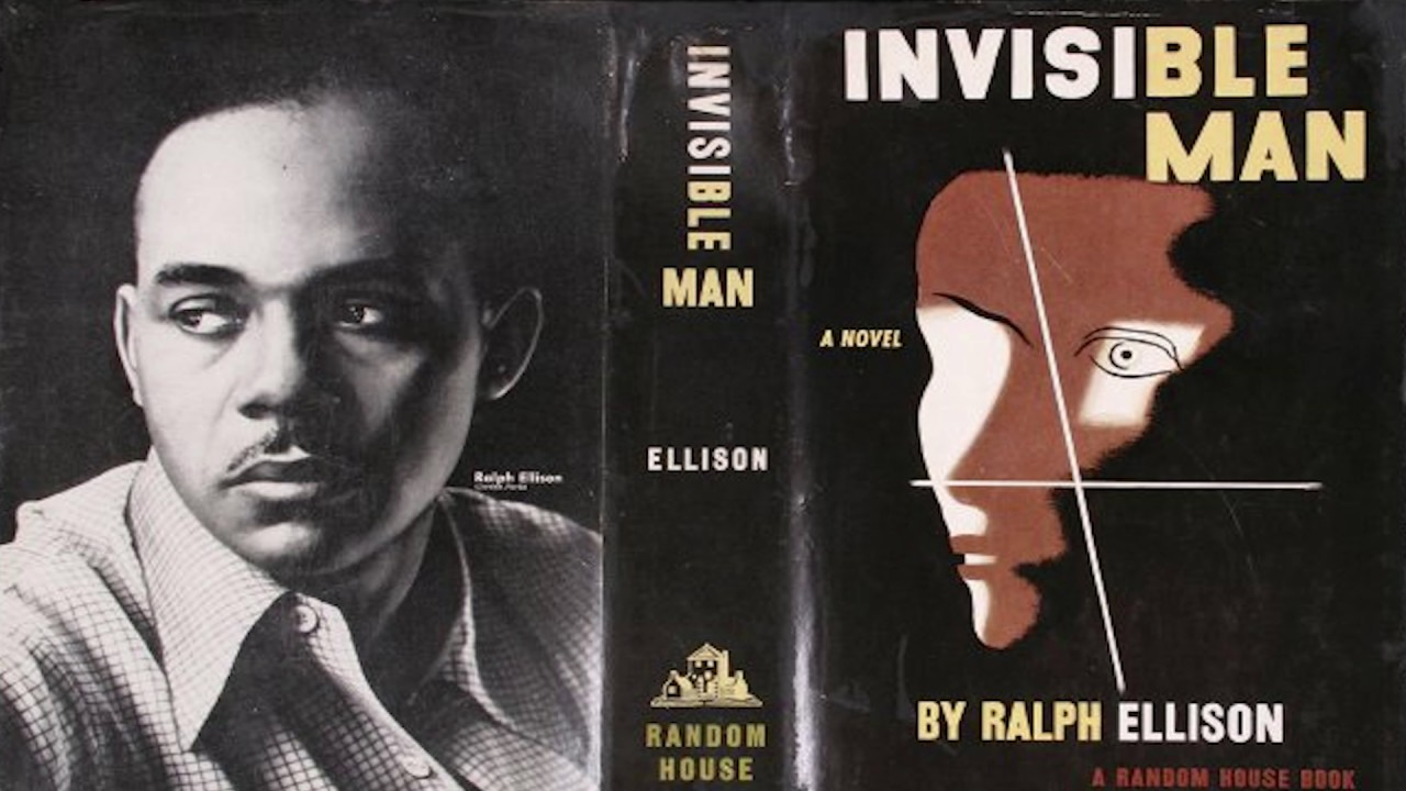 the black eperience in america portrayed in the novel the invisible man by ralph ellison How ralph ellison's invisible man retold the story of the black american experience for the cultural the novel brings black american existence into a new.
