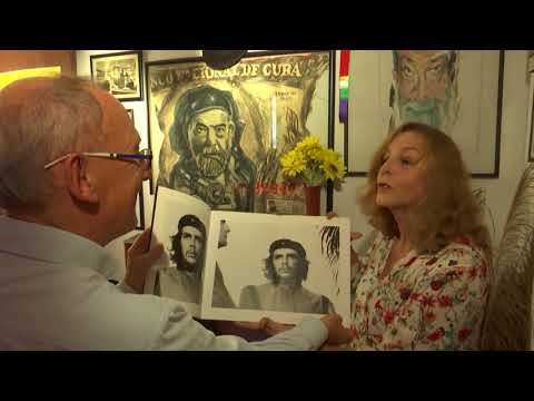 The Cuban photographer who snapped the iconic image of Che Guevara
