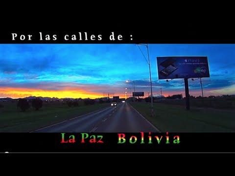 Por Las Calles de La Paz, Bolivia 07/23/2013 1080p