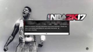 nba 2k17 error code efeab30c 4b538e50 ps4 fix idk how to fix might also work on xbox