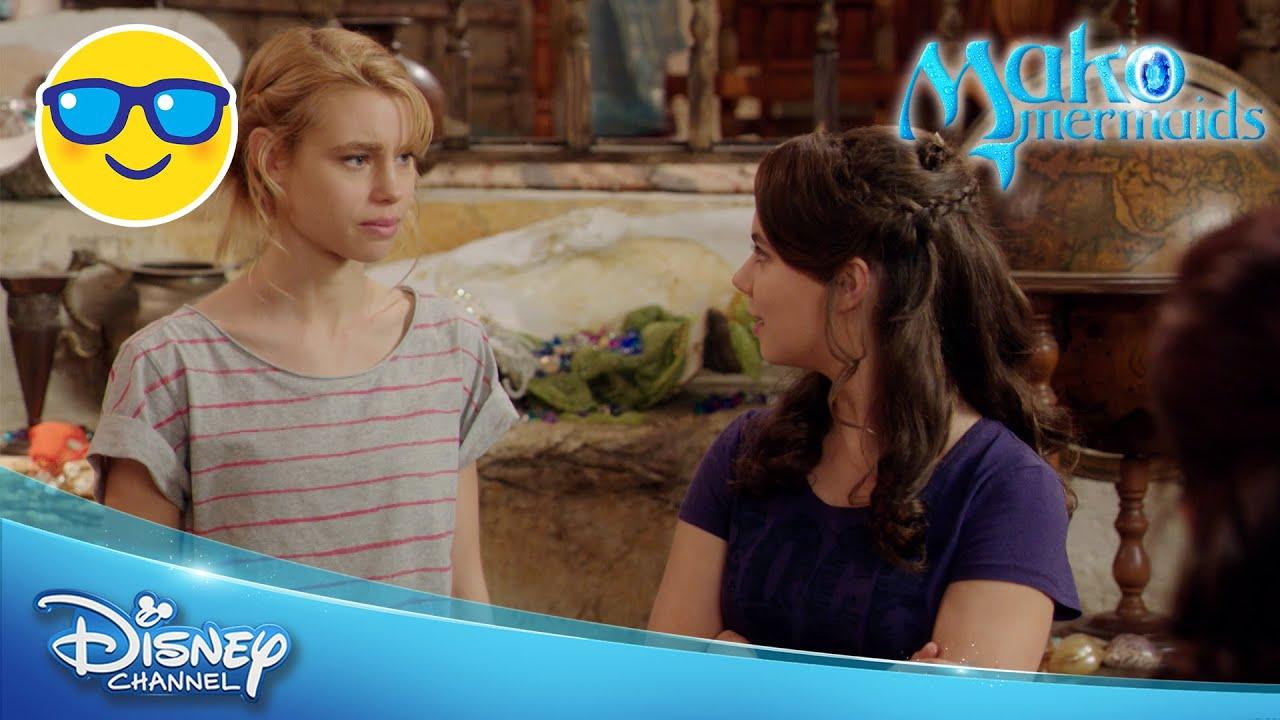 Mako mermaids betrayed official disney channel uk for Mako mermaids season 1 episode 20 dailymotion