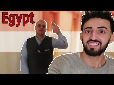 SPEAKING BROKEN ARABIC IN EGYPT