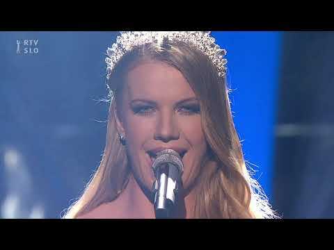 Ana Soklic - Temni Svet - Live @ Popevka 2019