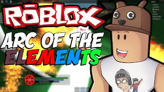 Roblox - Arc of the Elements