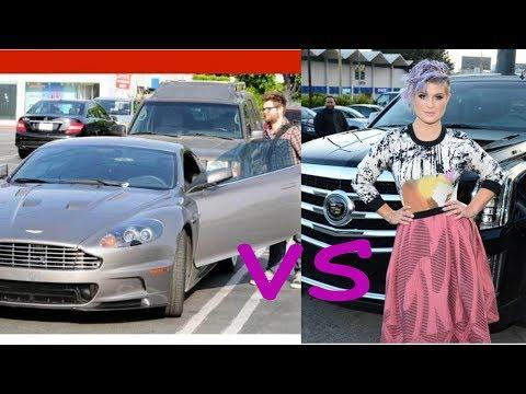Jack osbourne cars vs Kelly osbourne cars (2018)