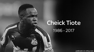 Review of 2017 | June | Cheick Tiote dies & we saw departures from the club