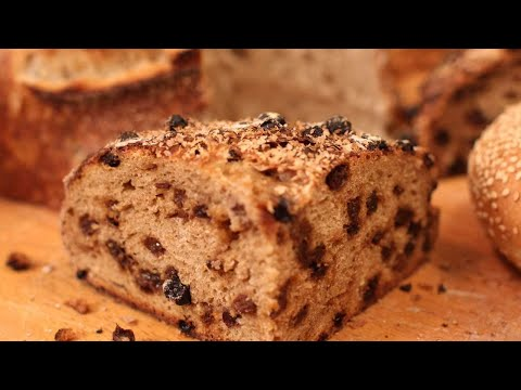 How to Make No-Knead Bread with Currants | Make Bread