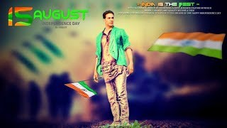 Independence Day Photo Editing In PicsArt    15 August 2018 Best CB Editing In Mobile   SK Editing
