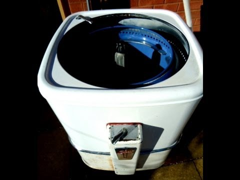 Thor Automagic Washing Machine Amp Dishwasher 1955 Youtube