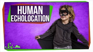 How Some People Echolocate Like Bats
