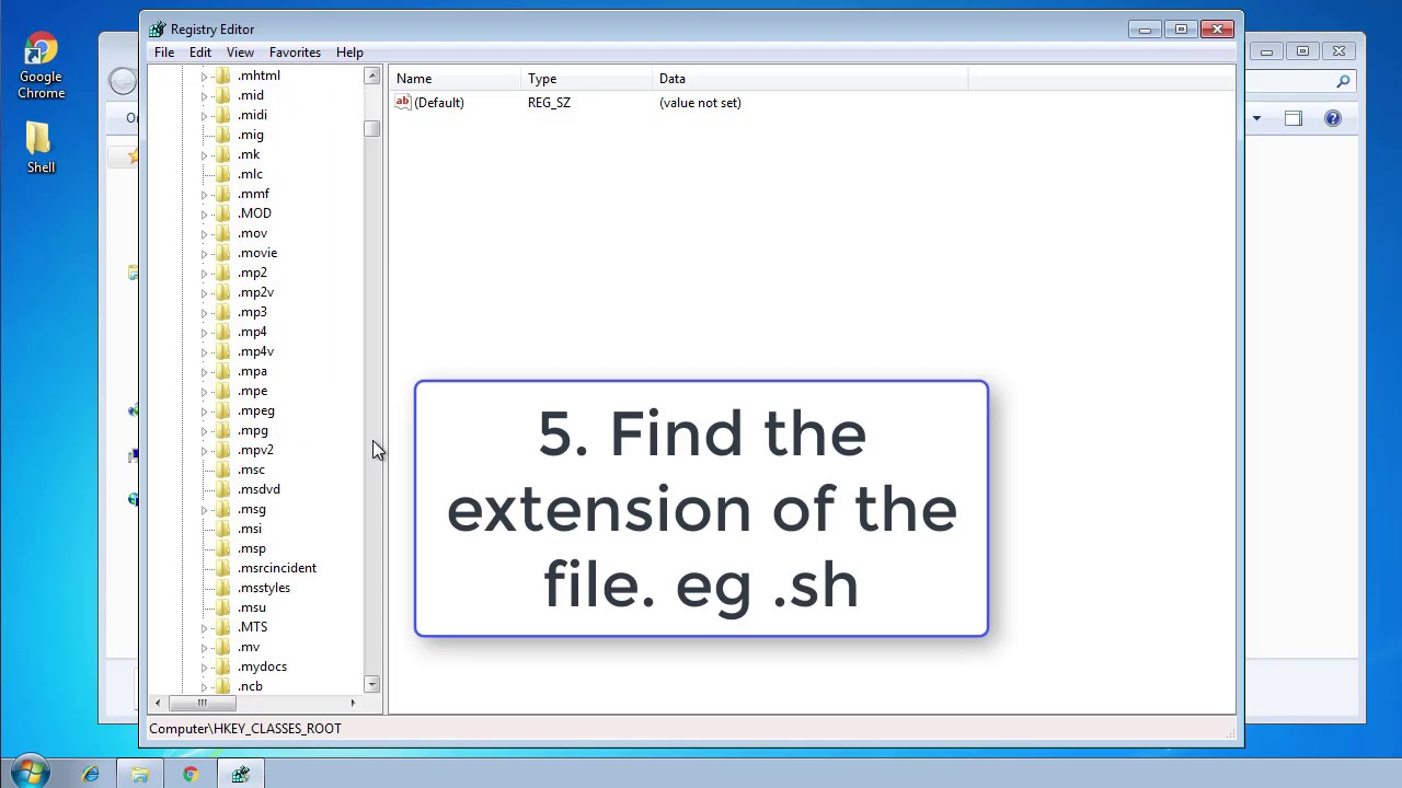 Registering new text filetypes for the Windows Explorer Preview Pane