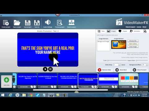 Real Estate Closing Escrow Video Tutorial | VideoMakerFX Dem