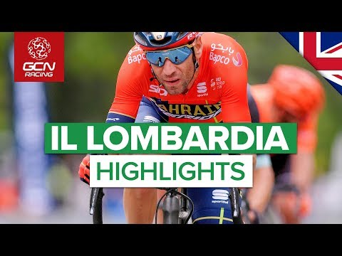 Il Lombardia 2019 HIGHLIGHTS | Giro di Lombardia: Cycling's Final Monument On GCN Racing