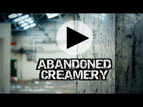 Abandoned Creamery Kirkcudbright HD - Urbex Derelict Explore Abandoned Scotland