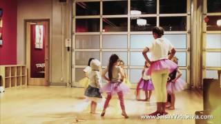 The Salsa With Silvia Dance Studio Located In Washington, DC