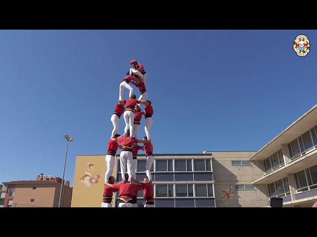4d7 Castellers Alt Maresme @ FM Sant Cebria de Vallalta (29/09/2019)