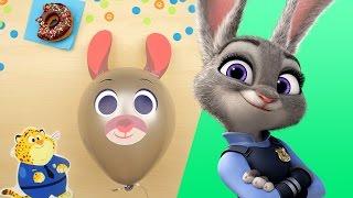 Zootopia DIY Party Balloons | Disney Family