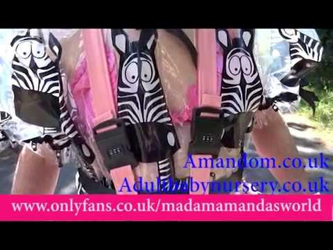 Crossdresser femdom public humiliation