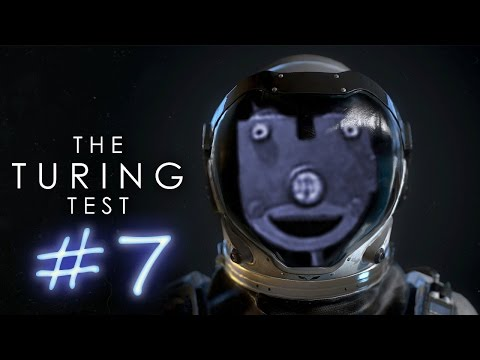 GET UP OFFA THAT THING • The Turing Test • EP 7