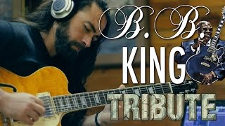 B.B. King - The Thrill Is Gone (COVER TRIBUTE)