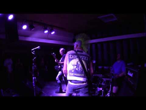 "MASS TERROR - STAGE CAM - 5/9/2014 - SODA BAR - SAN DIEGO CA ""VULTURE VIDEO"""
