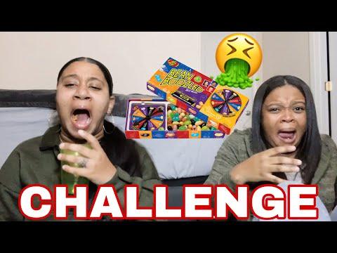 BEAN BOOZLED JELLY BEAN CHALLENGE!