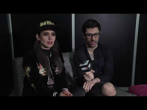 KSHMR & Mariana BO - Be Music Interview at UMF México 2017!