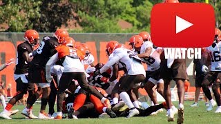Hard Knocks Episode 3 Highlights (HD) The Cleveland Browns