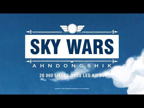 bande annonce de l'album Sky Wars Vol.3