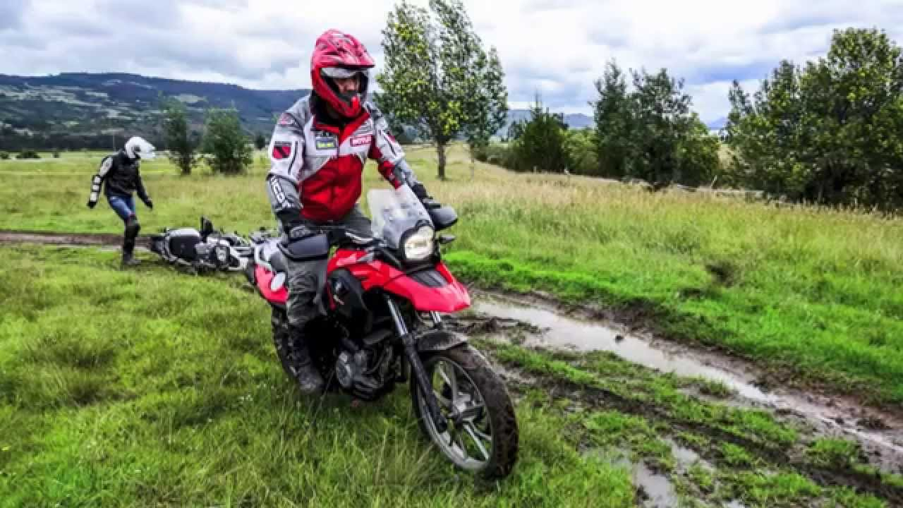 Off Road Training Bmw G 650 Gs Youtube