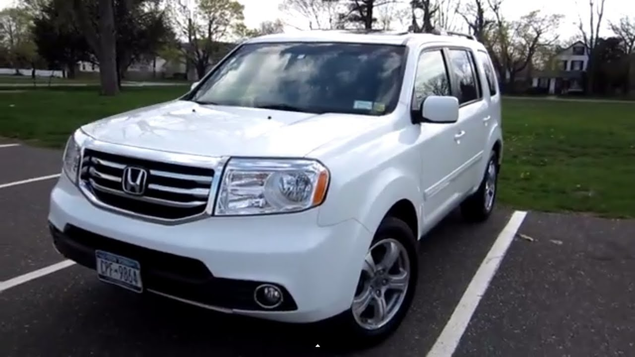 2012 Honda Pilot EX-L 4WD Extended Test Drive & Spring Updates - YouTube
