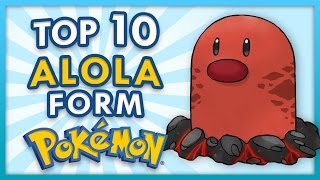 Top 10 Possible Alola Forms in Pokemon Sun and Moon