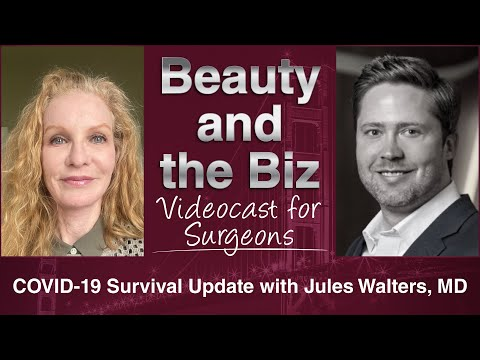 COVID-19 Survival Update with Jules Walters, MD
