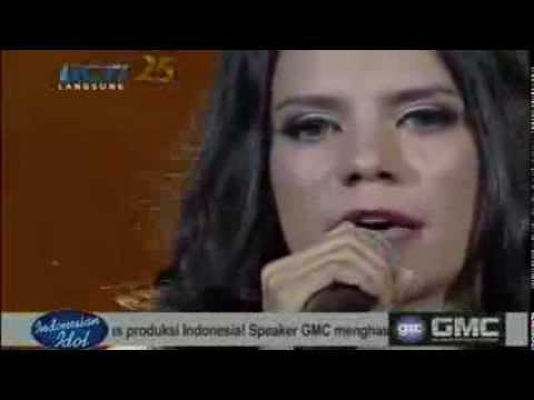 NOWELA - WRECKING BALL - Indonesian Idol 2014