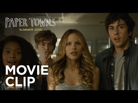 "Paper Towns | ""Mini Mart"" Clip [HD] 