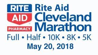 Rite Aid Cleveland  Marathon, 2018 The One Mile Run & Walk