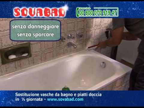 sovabad sostituzione vasche da bagno in mezza giornata anche colorate
