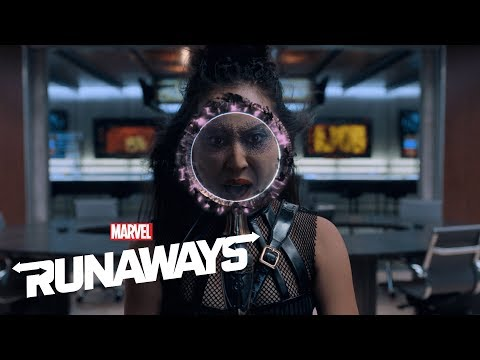 The Cast of Marvel's Runaways Recap Season 2!