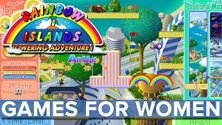 Eurogamer Presents: Games for Women - Rainbow Islands: Towering Adventure