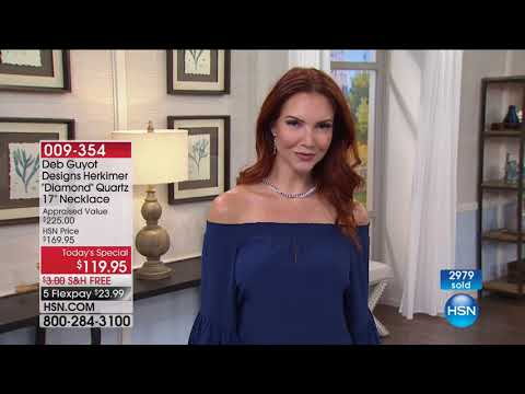 HSN | Designer Gallery with Colleen Lopez Jewelry 08.23.2017 - 01 AM