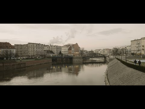 Panasonic GH5 V-log & Cinelike V 10bit footage - Cathedral Island, Wroclaw, Poland