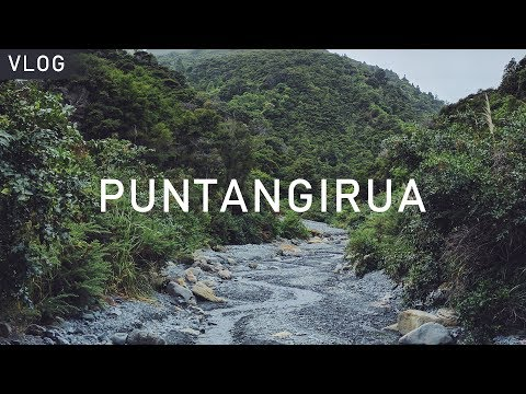 Exploring Putangirua Pinnacles (Paths Of The Dead) | New Zealand Travel Video