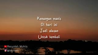 Download Pamungkas - Kenangan Manis (video lyrics)