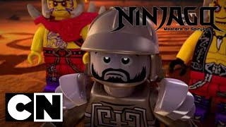 Ninjago: Masters of Spinjitzu - Only One Can Remain (Clip 3)