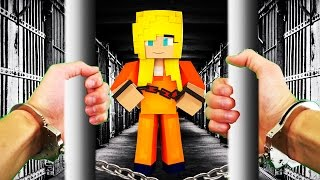Realistic Minecraft - GOING TO PRISON IN REAL LIFE!